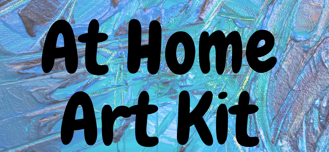 At Home Art Kit (5 projects)