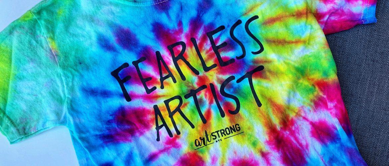 Fearless Artist Tee