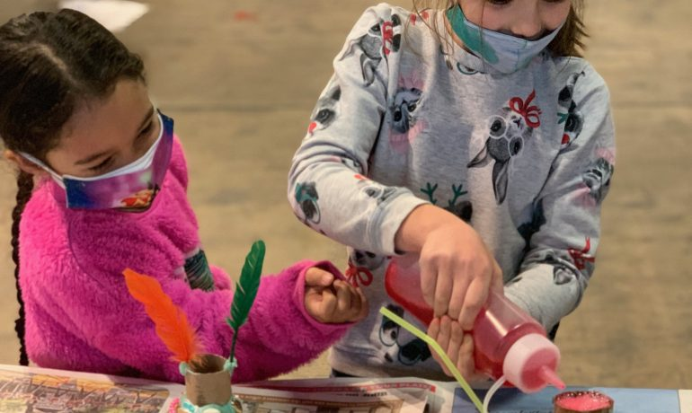 *SOLD OUT* Summer Camp (Art Scientists) August 16th - August 20th