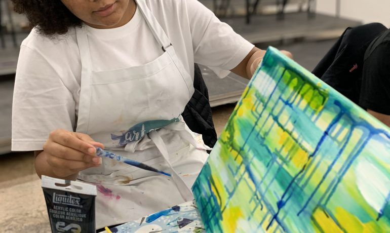 Teen Craft Night: Canvas Tote Bags